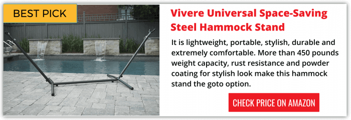 Best Hammock Stand Review