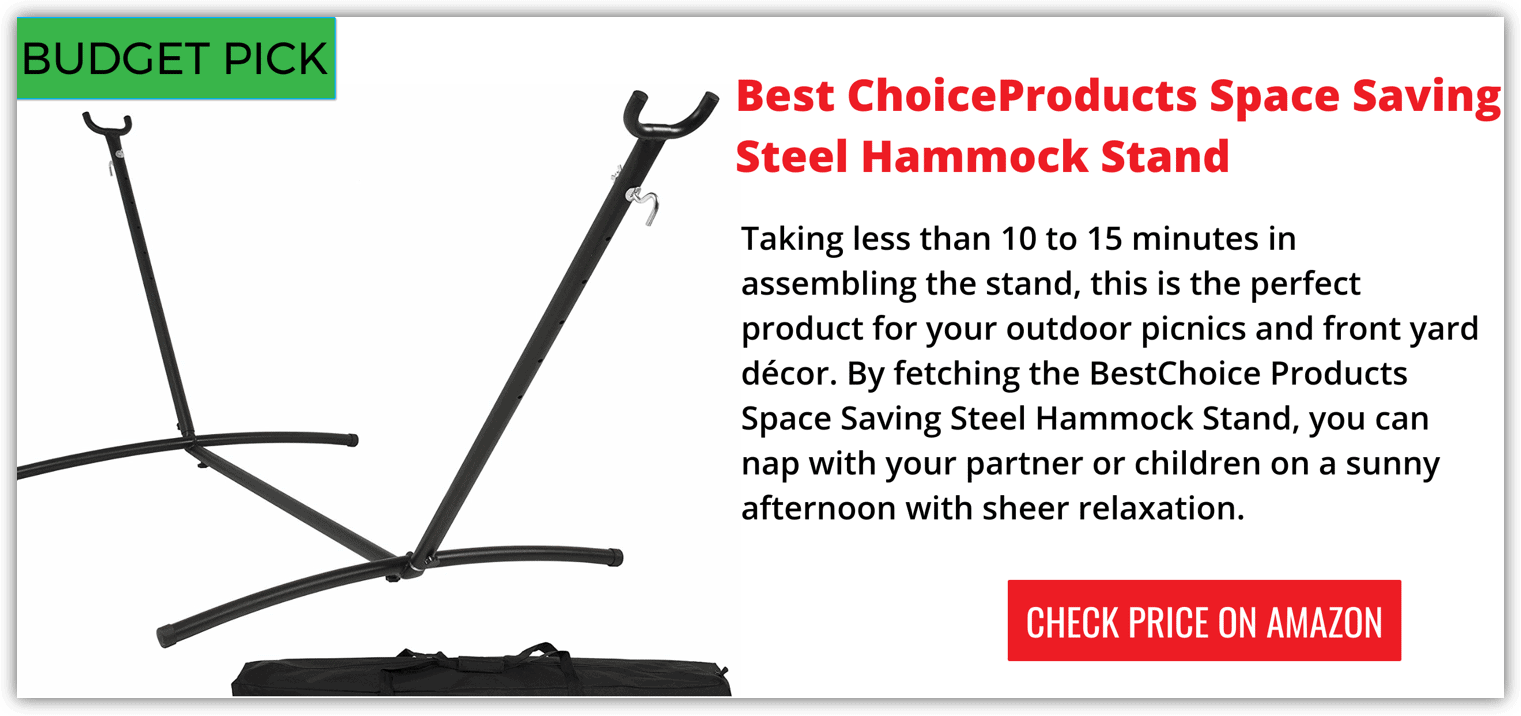 Best Hammock Stand Reviews