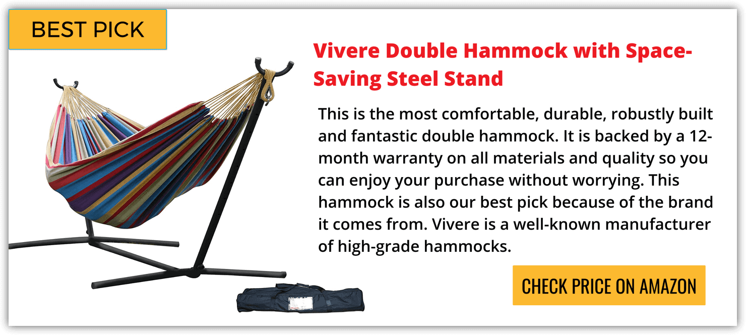 Best Hammock With Stand Review
