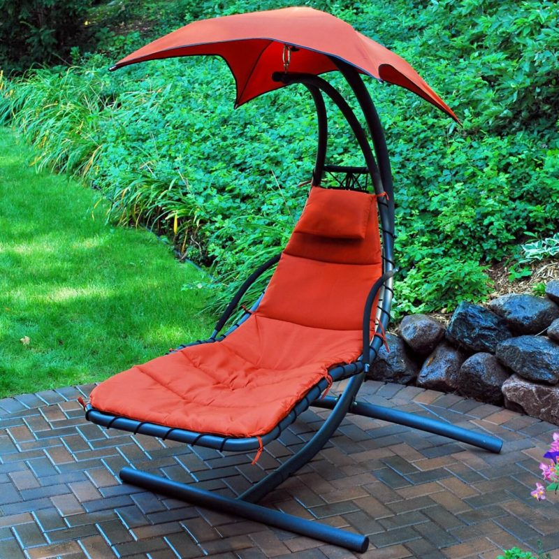 Best Choice Products Hanging Chaise Lounger Chair Review