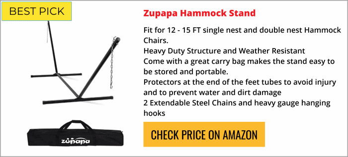 outdoor stand watch easy youtube how way hammock best build an to