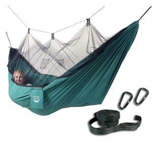 Blue Sky Outdoor Mosquito Traveler Hammock Review