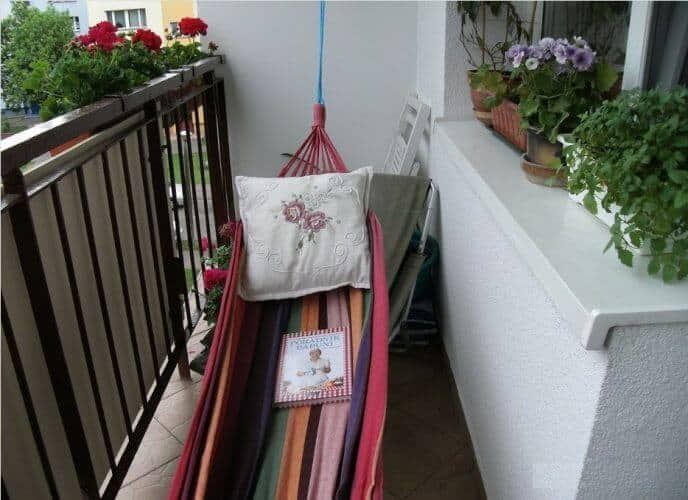 Hammocks For Apartment Balconies