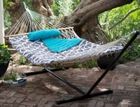 Algoma 11 ft. Cotton Rope Hammock