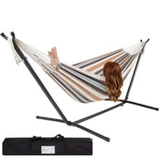 Best Choice Products Double Hammock with Stand Review