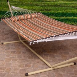 Island Bay 2 Person Free Standing Hammock