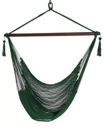Sunnydaze Decor Hanging Caribbean Extra Large Hammock Chair Review