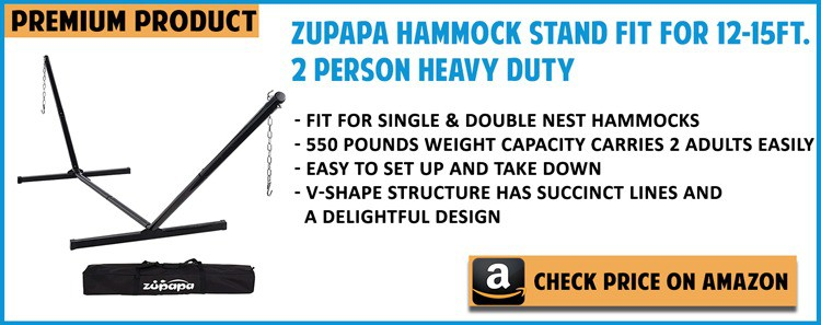 The Best Hammock Stand Review