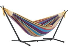 Vivere Double Hammock with Stand Review