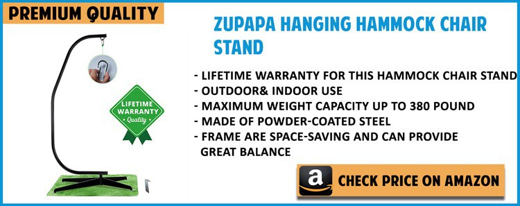 Best Hammock Chair Stand